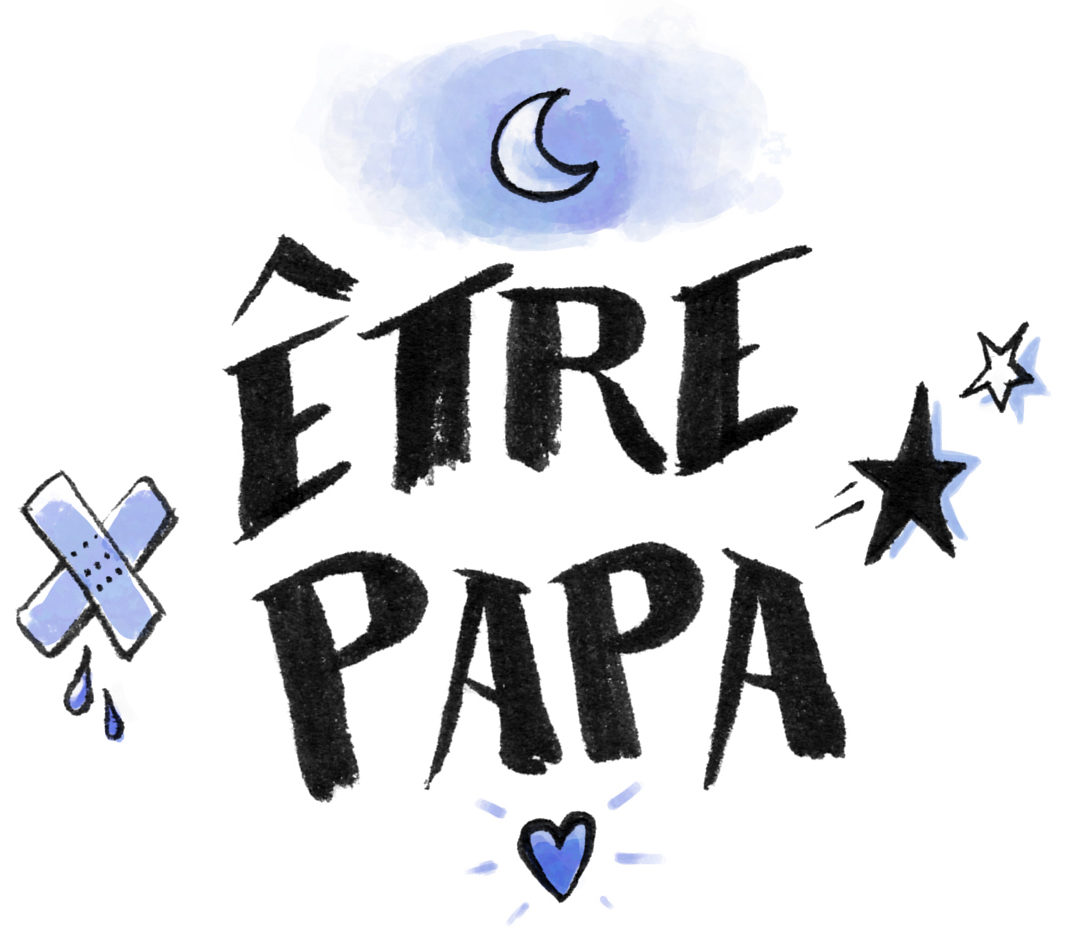 Être Papa BD